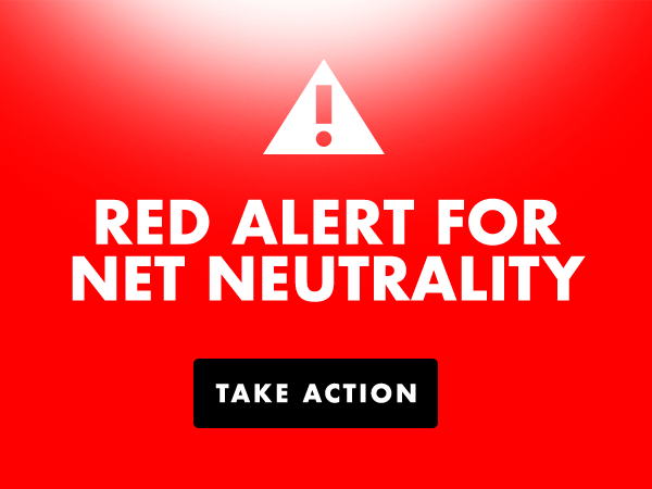 net neutrality red alert
