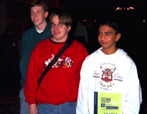 linux linus torvalds student