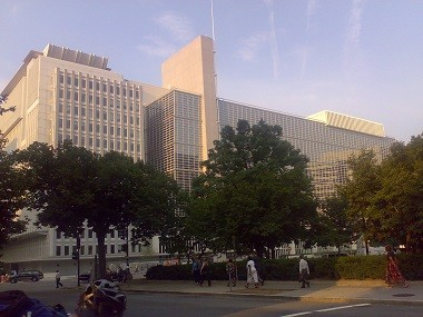 world bank HQ