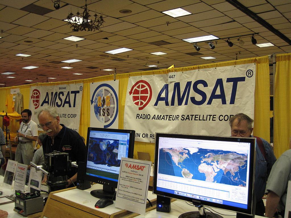 AMSAT satellite corp