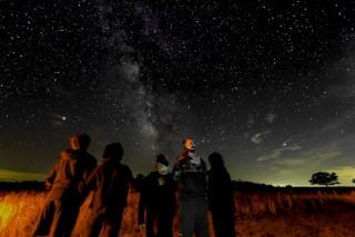 stargazing light pollution