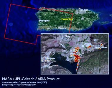puerto rico earthquake