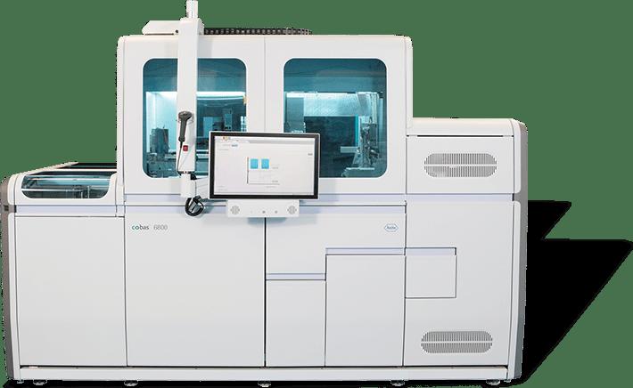 Roche cobas Covid-19 test machine