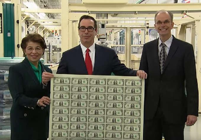 mnuchin dollar cash