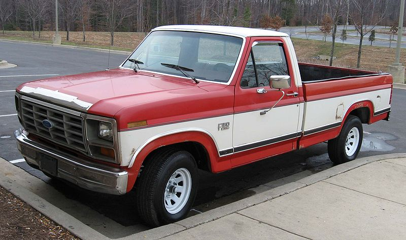 Ford F150 7th