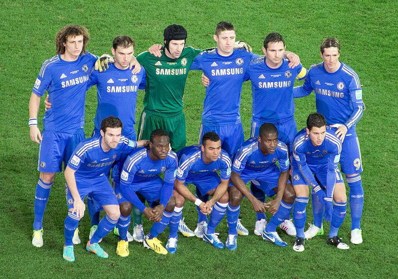 Chelsea F.C is using artificial intelligence in its training