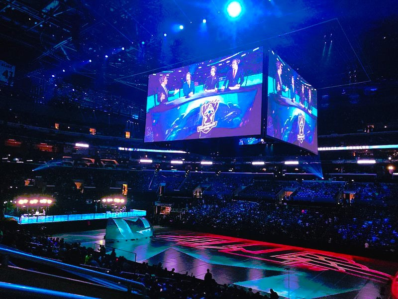 League of Legends 2016 Finale
