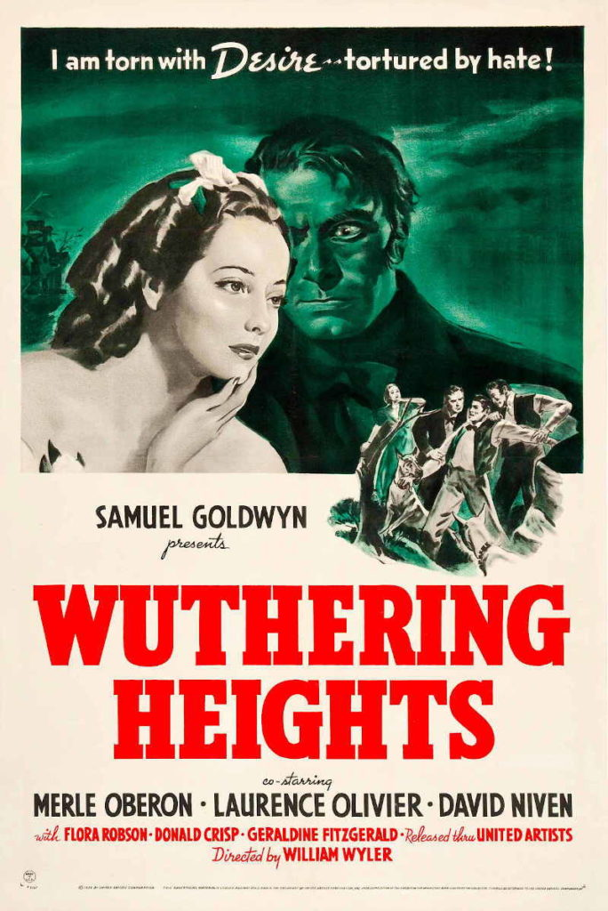 Emily Brontë Wuthering Heights cinema adaptation