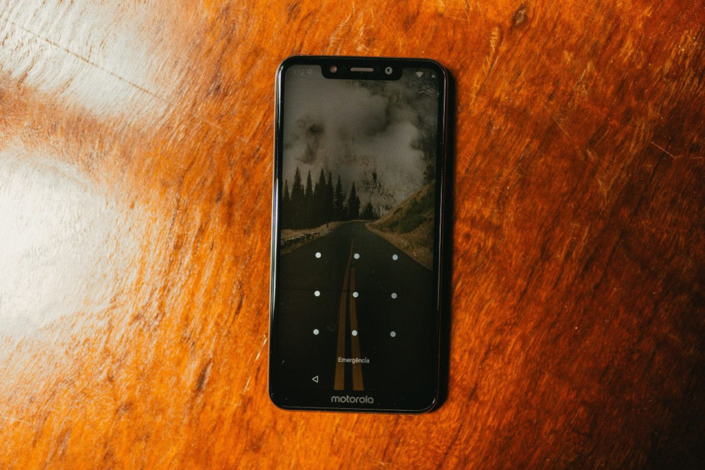 Motorola android phone