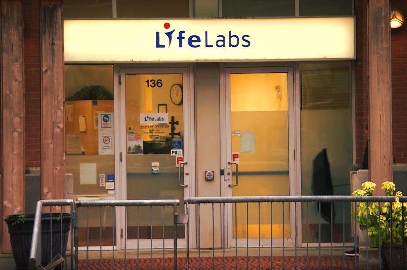 Lifelabs was subject to a data breach