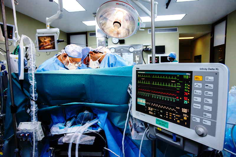 Medical implants operation