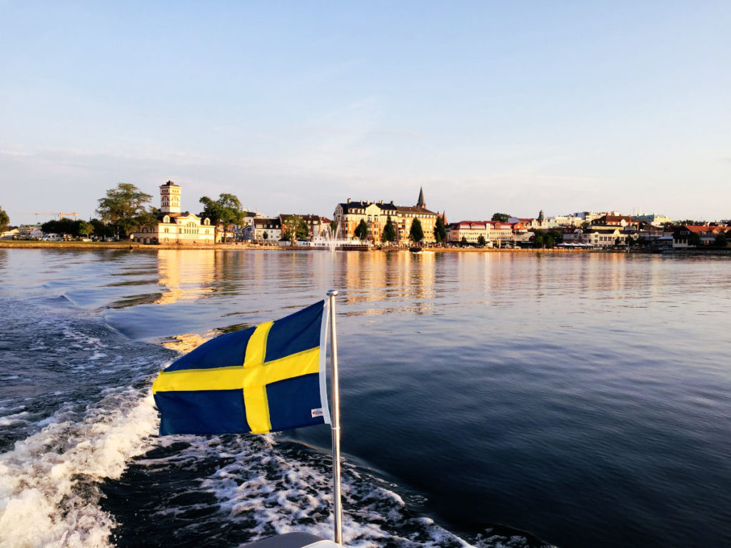 Sweden considers climate change action as a main criteria in the choice of its investment assets