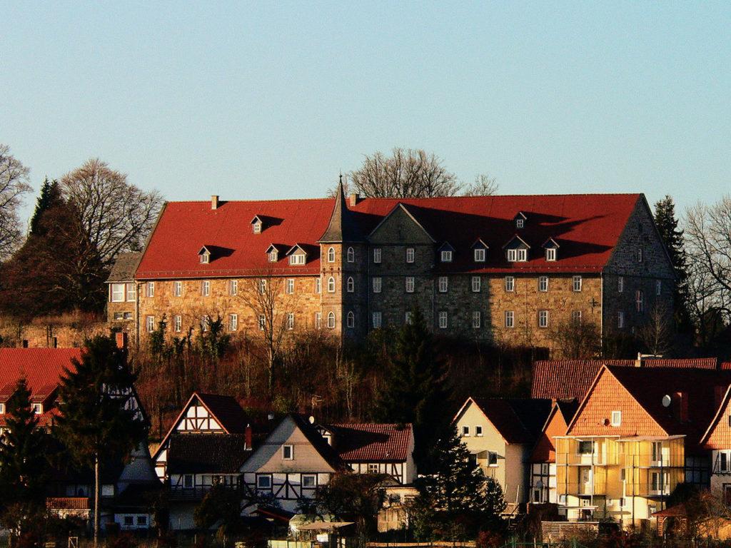 Wolfhagen castle