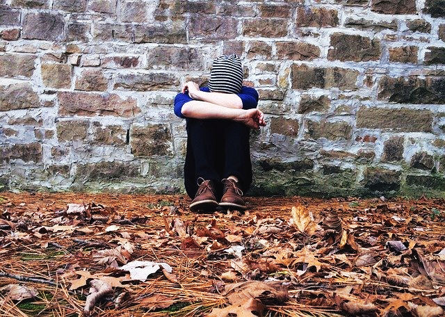 Youth with mental health problems