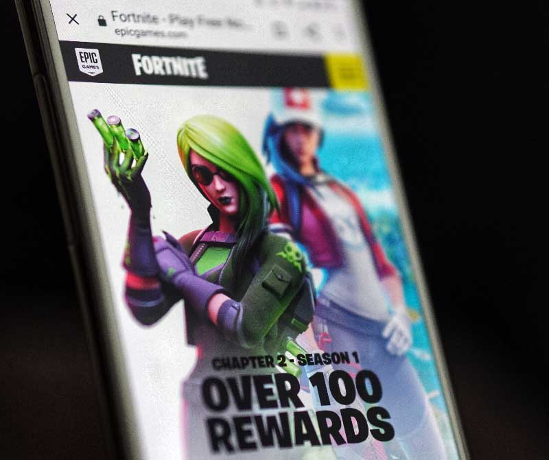Fortnite Chapter 2 received so much enthusiasm that servers got overloaded and users received Checking Epic Services Queue error message