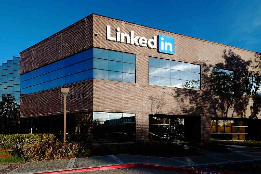 Linkedin headquarters in Sunnyvale, California