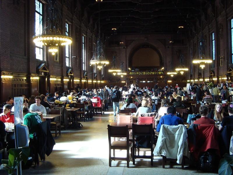 Yale University Dining Hall